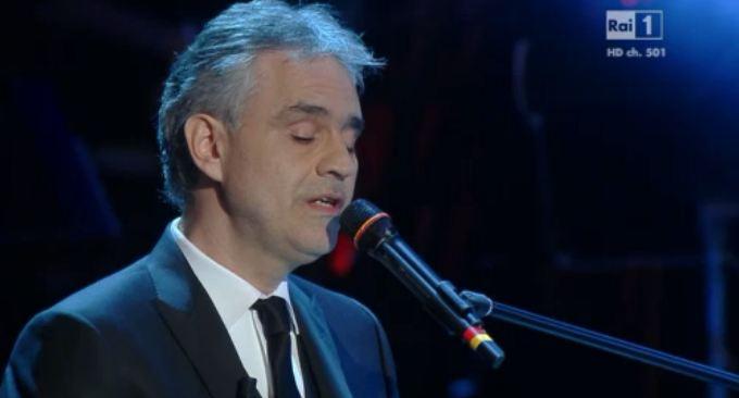 Andrea Bocelli: un nuovo disco entro la fine del 2015