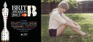 Taylor Swift ai Brit Awards
