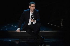 Fabio Fazio - Sanremo 2013   © Daniele Venturelli/Getty Images