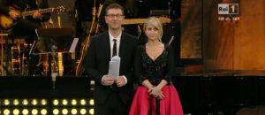 Fabio Fazio e Luciana Littizzetto - Screenshot