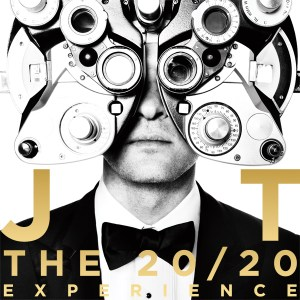 Justin Timberlake - The 20/20 Experience - Artwork