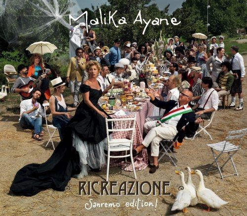 Malika Ayane è la prima donna nella classifica di Sanremo 2013