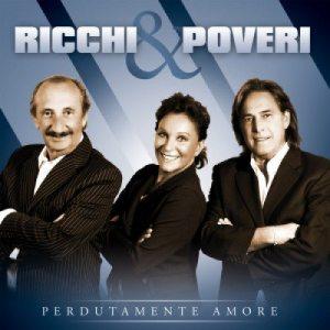 """Ricchi e Poveri - """"Perdutamente amore"""" - Artwork"""