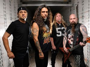 Slayer in tour in Italia a Giugno 2013
