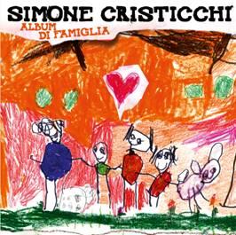 """Simone Cristicchi - """"Album di famiglia""""  artwork"""