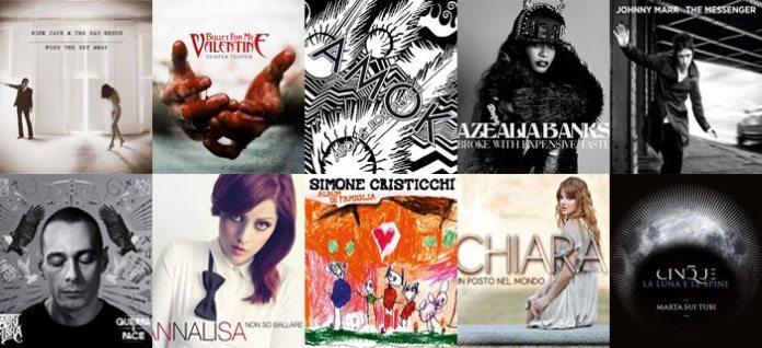 Uscite Discografiche Febbraio 2013, da Sanremo a Nick Cave
