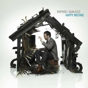 "Raphael Gualazzi - ""Happy mistake"" - Artwork"