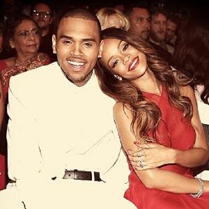 Rihanna e Chris Brown|©Christopher Polk/Getty Images for NARAS