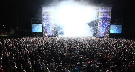 L'Arezzo Wave Festival trasloca a Perugia ma dal 2014