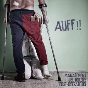 Auff!! - Management del Dolore Post Operatorio - Artwork