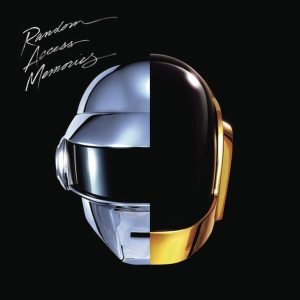 Daft Punk - Random Access Memories - Artwork