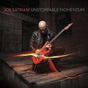 "Artwork ""Unstoppable Momentum"" Joe Satriani"
