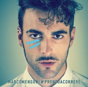 """Cover """"#PRONTOACORRERE"""" Marco Mengoni"""