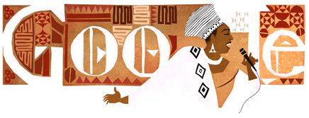 Miriam Makeba, un Google Doodle per ricordare Mama Africa