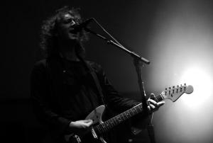 Kevin Shields dei My Bloody Valentine | © Larry Busacca/Getty Images