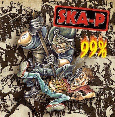 """Il ritorno musicale degli Ska-P con l'album """"99%"""""""