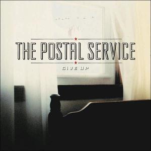 The Postal Service - Give Up - Artwork