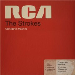 The Strokes - Comedown Machine - Artwork
