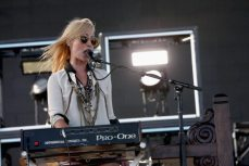 Emily Haines - Metric | © Karl Walter/Getty Images for Coachella