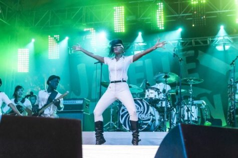 Janelle Monae | © Rich Polk/Getty Images for Coachella