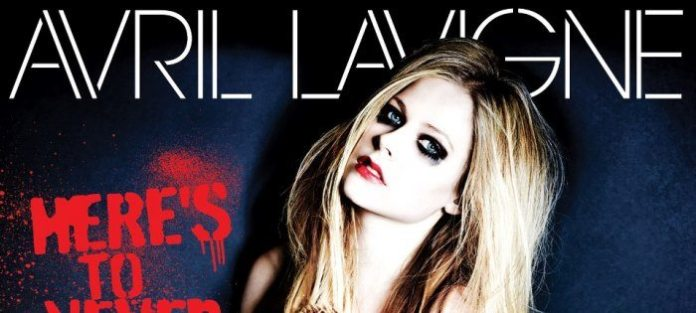 """Avril Lavigne cita i Radiohead in """"Here's To Never Growing Up"""""""