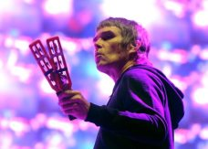 Ian Brown | © Kevin Winter/Getty Images