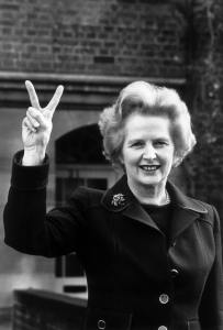 Margaret Thatcher | ©  John Minihan/Evening Standard/Getty Images