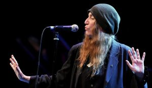 Patti Smith | © TIZIANA FABI/AFP/Getty Images