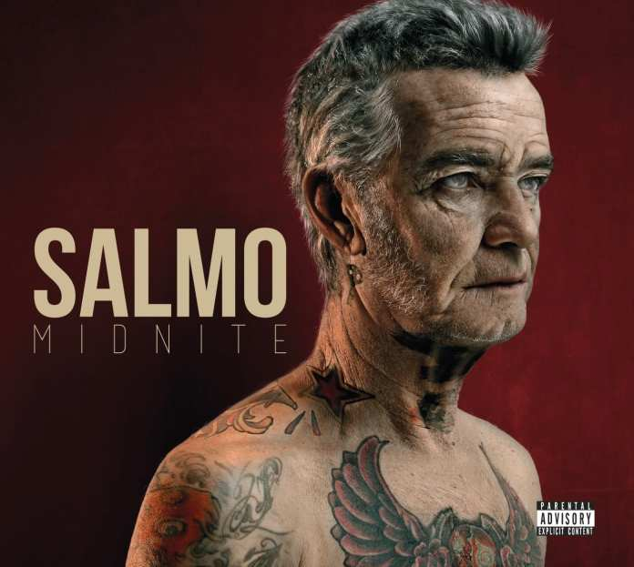"""FIMI, """"Midnite"""" di Salmo è l'album più venduto della settimana"""