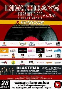 DiscoDays 2013 - Locandina