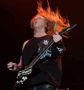Jeff Hanneman - © Kevin Winter/Getty Images