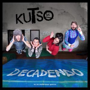 kuTso - Decadendo (su un materasso sporco) - Artwork
