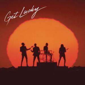 Daft Punk feat. Pharrell Williams - Get Lucky - Artwork -
