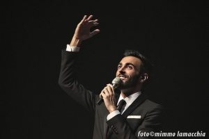 Marco Mengoni - prima tappa del tour | © mimmo lamacchia