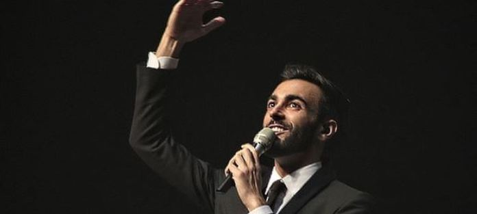 Marco Mengoni saluta MelodicaMente dall'ESC 2013