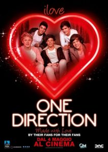 I Love One Direction - Locandina