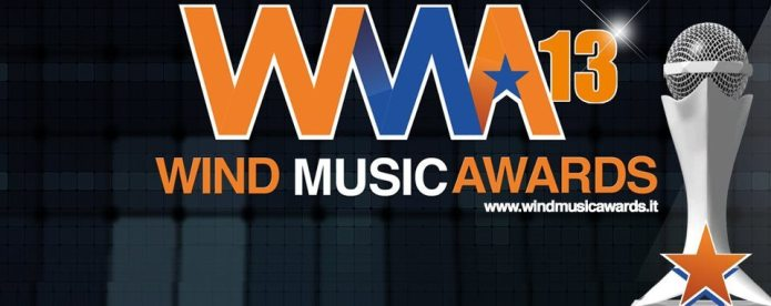 Wind Music Awards 2013, il 3 Giugno dal Foro Italico di Roma