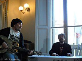 Federico Zampaglione e Mario Donatone | &opy; Melodicamente