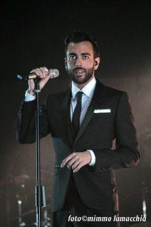 Mengoni in concerto a Milano| © mimmo lamacchia