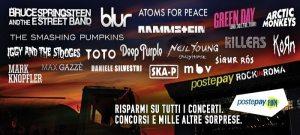 Rock In Roma © Facebook