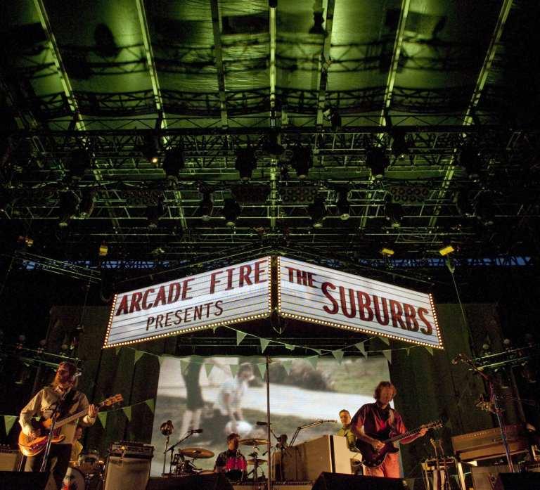 Arcade Fire, quarto album in arrivo per la fine dell'estate