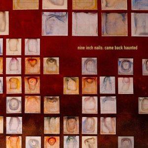 """Come Back Haunted "" artwork - NIN"