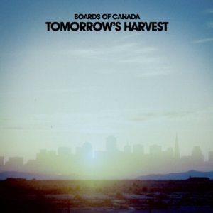 Boards Of Canada - Tomorrow's Harvest - Artwork
