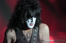 Paul Stanley - Kiss live a Codroipo | © Mimmo Lamacchia