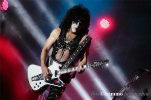 Paul Stanley Villa Manin - Codroipo - Conerto dei Kiss   © Mimmo Lamacchia