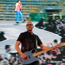 Saturnino - Back up Tour - Lorenzo negli stadi 2013 | © Mimmo Lamacchia