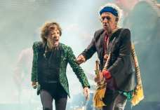 Keith Richards e Mick Jagger | © Ian Gavan/Getty Images