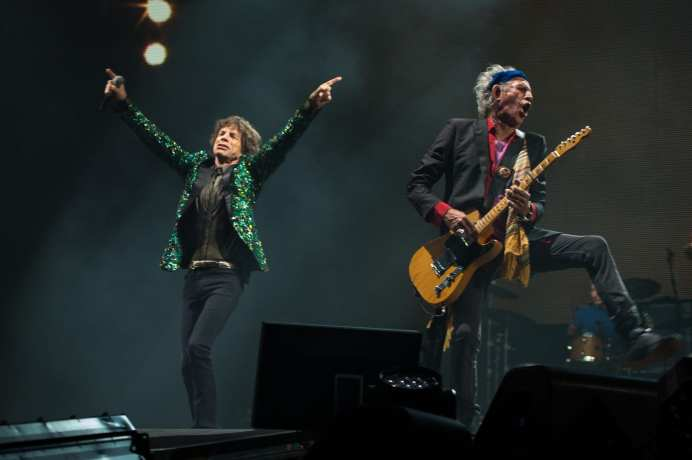 I Rolling Stones headliner al Glastonbury Festival 2013 | © Ian Gavan/Getty Images