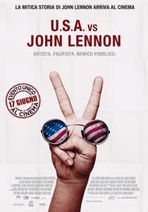 USA Vs John Lennon - Artwork