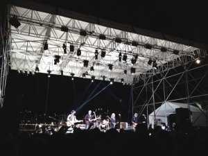 Patti Smith @ Anteprima Neapolis Festival 2013 © MelodicaMente